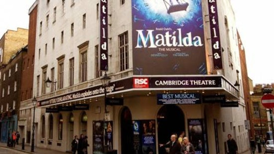 Cambridge Theatre London Events Amp Tickets Tickx