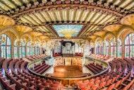Cobla Marinada: Palau de la Música Catalana