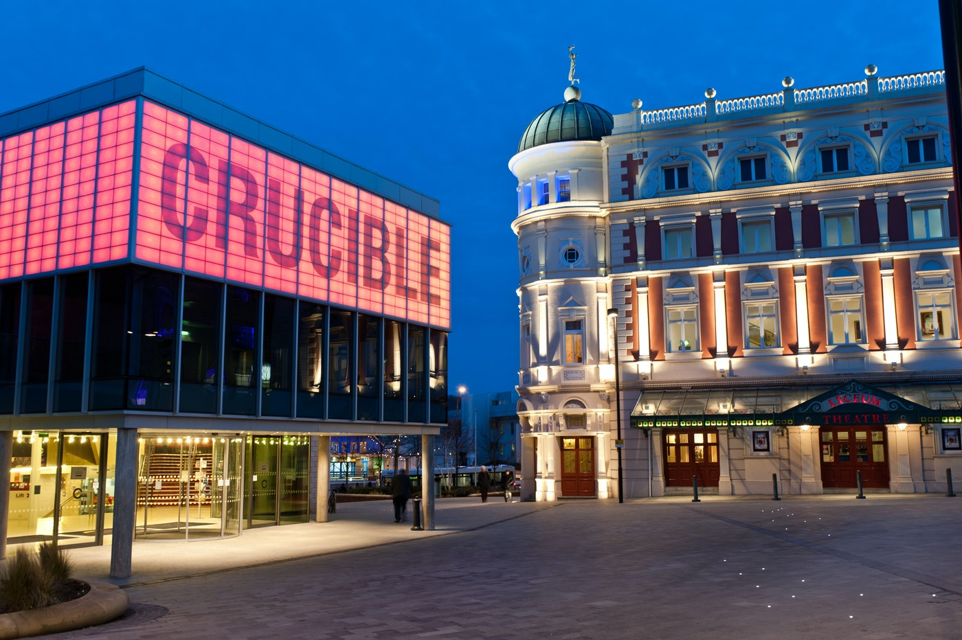Lyceum Theatre Sheffield