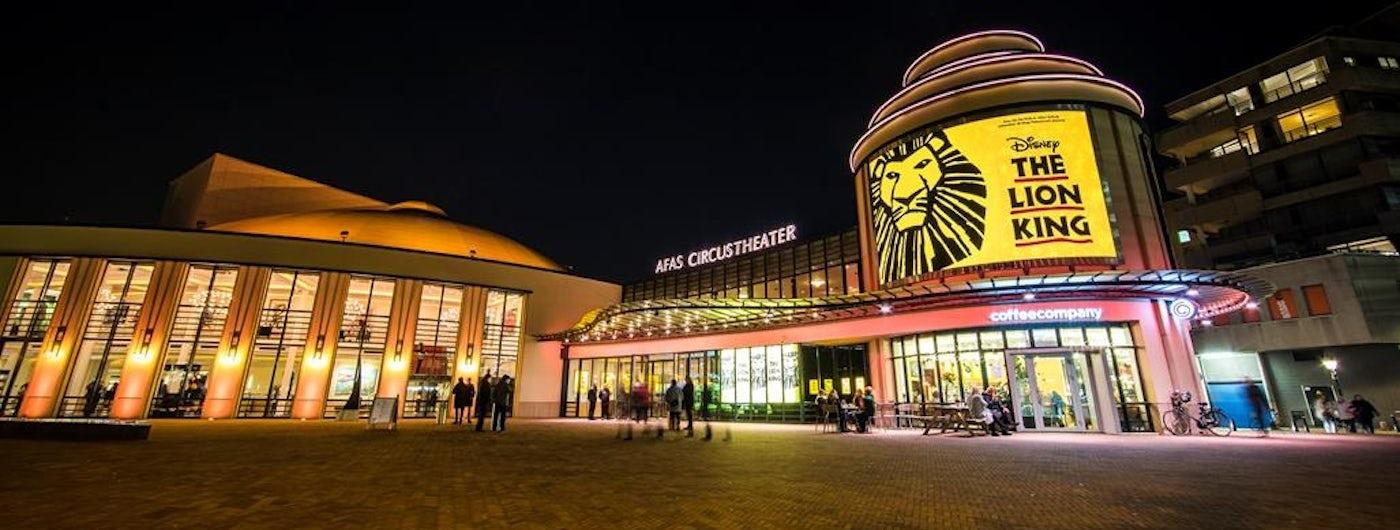afas circustheater, scheveningen - evenementen & tickets | tickx